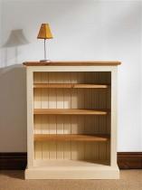 Mottisfont Painted Medium Bookcase